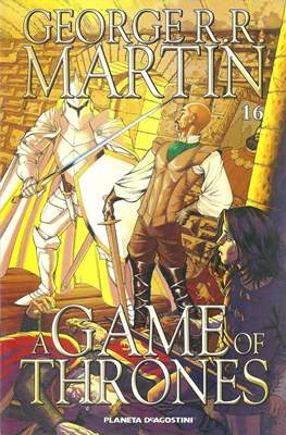 A Game of Thrones (Grapa) #16