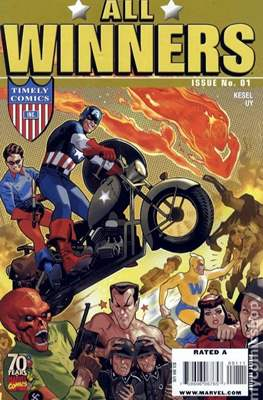 70th Anniversary Special. Timely Comics #9
