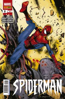 Spiderman (2020) (Grapa 32 pp) #2