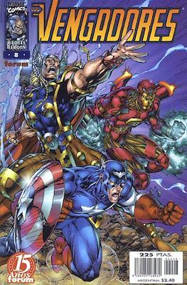 Los Vengadores: Heroes Reborn (1997-1998) #8
