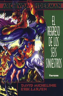 Archivos Spiderman (Rústica con solapas 144-146-196 pp) #2