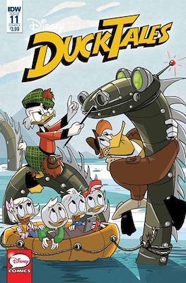 DuckTales (Comic Book) #11