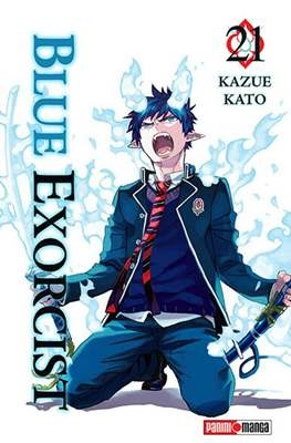 Blue Exorcist (Rústica) #21