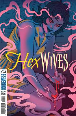 Hex Wives (Comic Book) #4