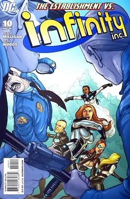Infinity Inc. Vol 2 (Grapa) #10