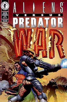Aliens versus Predator War #4