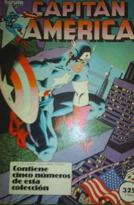 Capitán América Vol. 1 (1985-1992) (Retapado Rústica) #2