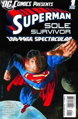 DC Comics Presents: Superman - Sole Survivor