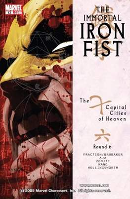The Immortal Iron Fist (2007-2009) (Digital) #13