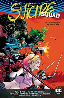 Suicide Squad Vol. 5 (Softcover) #5