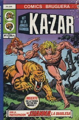 Ka-Zar. (1978) #2