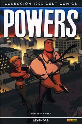 Powers. 100% Cult Comics (Rústica 128-240 pp) #8