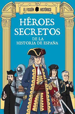 Héroes secretos de la historia de España (Rústica 112 pp) #