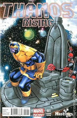 Thanos Rising (Variant Cover) (Comic Book) #1.4