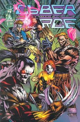 Cyberforce Vol. 2 (1996-1997) (Grapa 32-48 pp) #1