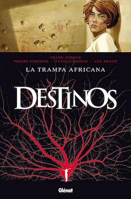 Destinos (Cartoné 48 pp) #3