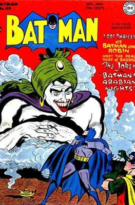 Batman Vol. 1 (1940-2011) (Comic Book) #49
