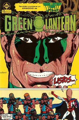 Green Lantern (1986-1987) (Grapa, 36-52 páginas) #5