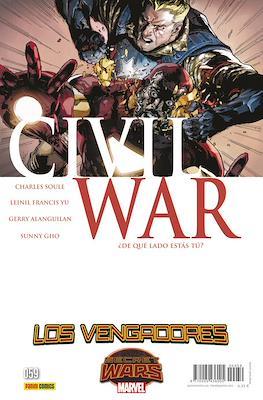 Los Vengadores Vol. 4 (2011-) (Grapa) #59