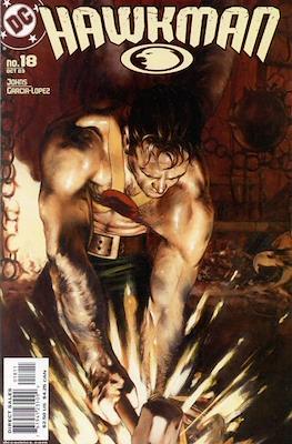 Hawkman Vol. 4 (2002-2006) (Comic book) #18