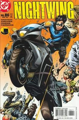 Nightwing Vol. 2 (1996) (Saddle-stitched) #86