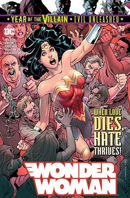 Wonder Woman Vol. 5 (2016-) (Comic book) #79