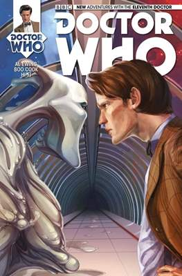 Doctor Who: The Eleventh Doctor (Comic Book) #5