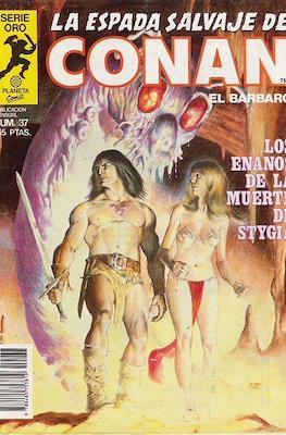 La Espada Salvaje de Conan. Vol 1 (1982-1996) (Grapa. B/N.) #37