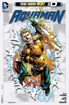 Aquaman Vol. 7 (2011-2016)