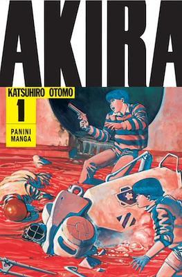 Akira (Rústica con sobrecubierta) #1