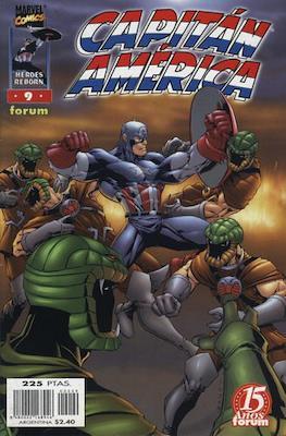 Héroes Reborn: Capitán América (1997-1998) (Grapa 24 pp) #9