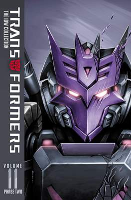 Transformers: The IDW Collection Phase Two (Hardcover 332-356 pp) #11