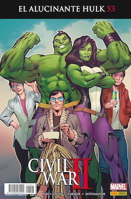 El Increíble Hulk Vol. 2 / Indestructible Hulk / El Alucinante Hulk / El Inmortal Hulk (2012-) (Grapa) #53