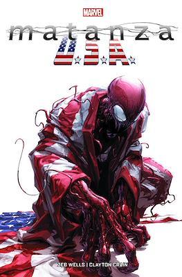 Matanza: Matanza USA. 100% Marvel HC (Cartoné 112 pp)