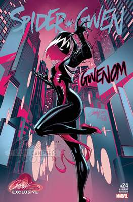 Spider-Gwen Vol. 2. Variant Covers (2015-...) #24.3