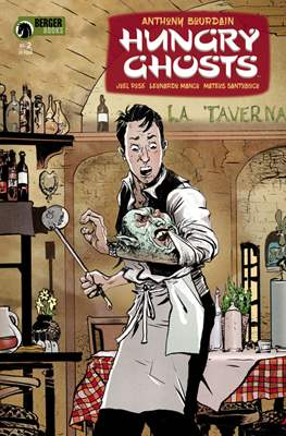 Hungry Ghosts (Comic-book) #2