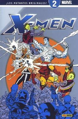 X-Men (Segundo coleccionable) #2