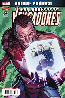 Los Poderosos Vengadores (2008-2011) (Grapa, 48 páginas.) #33