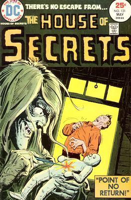The House of Secrets (Grapa) #131