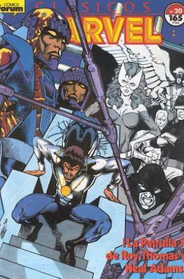 Clásicos Marvel (1988-1991) (Grapa.) #20