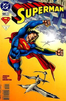 Superman Vol. 2 (1987-2006) (Comic Book) #109
