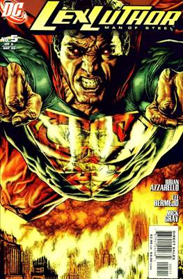 Lex Luthor. Man Of Steel (Comic Book) #5