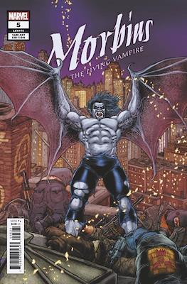 Morbius: The Living Vampire Vol. 3 (Variant Cover) #5.1
