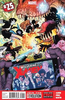 Wolverine and the X-Men Vol. 1 (Comic-Book) #25