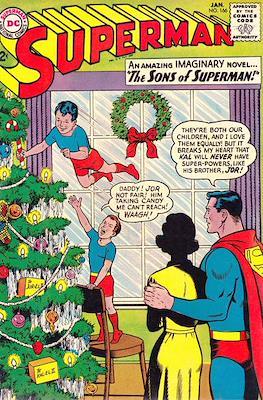 Superman Vol. 1 / Adventures of Superman Vol. 1 (1939-2011) (Comic Book) #166