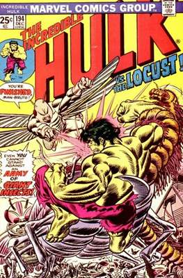 The Incredible Hulk Vol. 1 (1962-1999) (Comic Book) #194