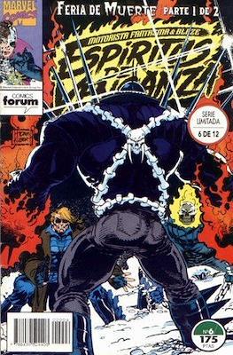 Espíritus de Venganza (1993-1994) (Grapa. 17x26. 24 páginas. Color.) #6