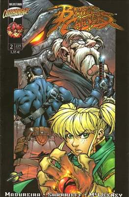 Battle Chasers (2000) (Grapa, 24 pags) #2