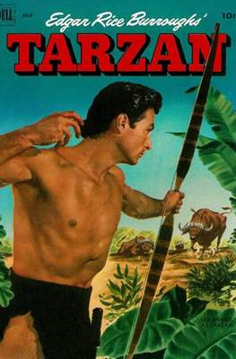 Tarzan (Comic-book) #34