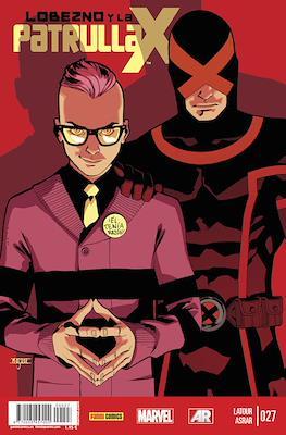 Lobezno y la Patrulla-X / Spiderman y La Patrulla-X (2012-2015) (Grapa.) #27